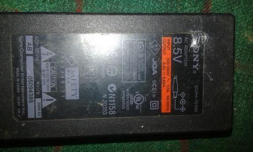 transformador de playstation 2 8.5 volt.