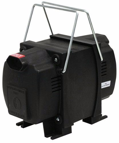 transformador de voltagem 500va 110-220 e 220-110 force line