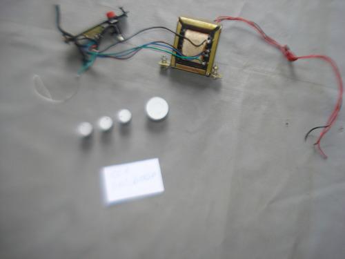 transformador do cce shc 6000 . botão