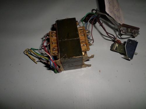 transformador do receiver gradiente nsa-500