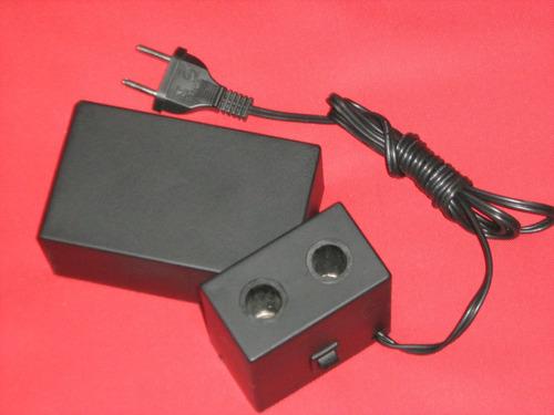 transformador eletrônico 15 kv - 220v  30 ma para luminosos