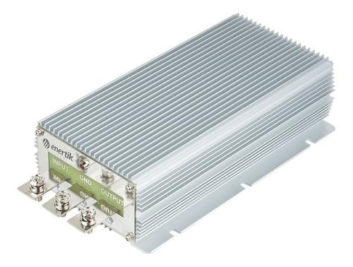 transformador elevador convertidor 24v a 12v 85a - enertik