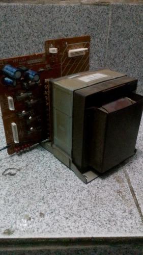 transformador entr-110v salida (39 17 0 17 39v)(36 57 80v)tc