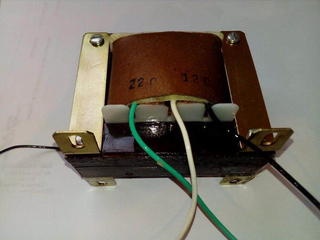 Transformador entrada 110v salida 220v 10a 1 - Transformador 220 a 110 ...