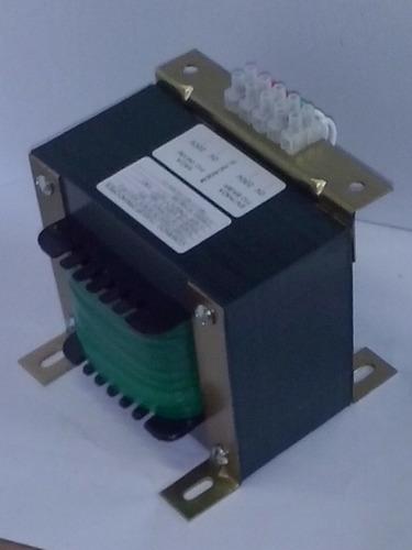 transformador isolador 700va entrada 440v saída 220v