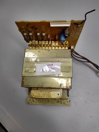 transformador mini system sony modelo mcd-gtr 66h