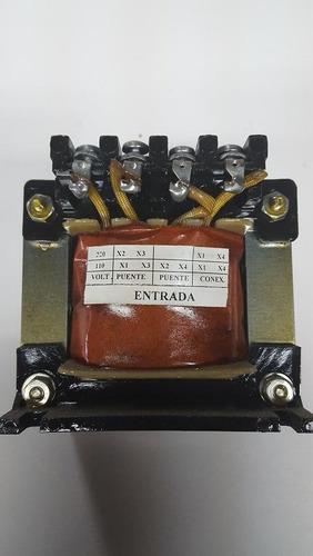 transformador monofasico de 90va de 0-110 0-110 (220) a 14.5