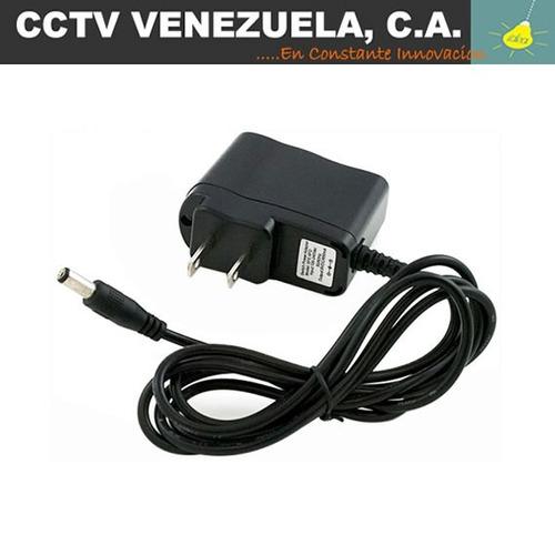 transformador o fuente para cámaras 12v voltios 1a amper
