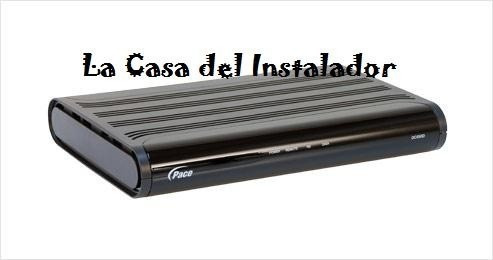 transformador p/ decodificador hd pace dc550d
