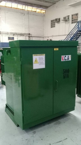 transformador pad mounted 300,500,750 kva entrega inmediata