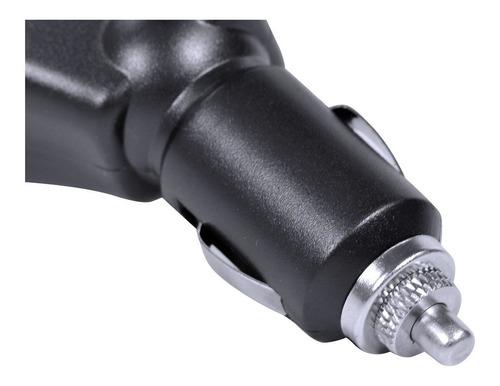 transformador para acendedor de cigarro veicular 12v p/ 220v