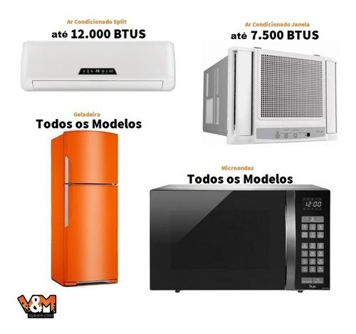 transformador para ar condicionado até 12000 btus split v&m
