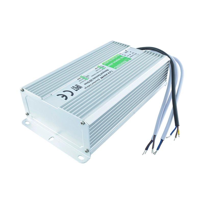 Transformador para luminaria led para uso exterior for Luminarias de exterior led