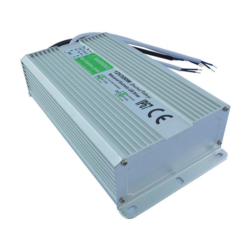 Transformador para luminaria led para uso exterior for Transformador para led