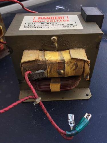 transformador para magnetron de microondas