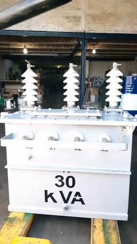 transformador reconstruido 30 kva