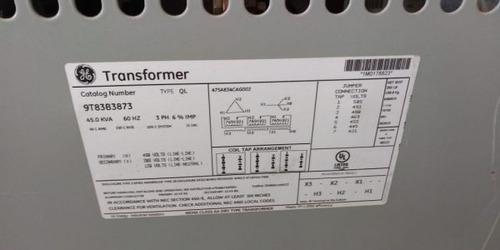 transformador seco 45 kva 9t83b3873 tr-e23