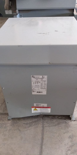 transformador seco 45 kva hps 208y/120v tr-e35