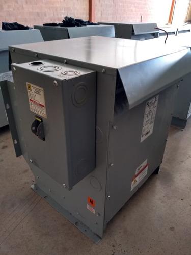 transformador seco 45 kva hps 480v nmk045kb