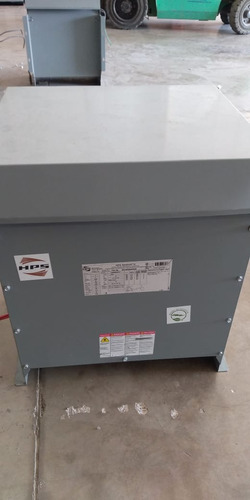 transformador seco 45 kva hps tr-e41