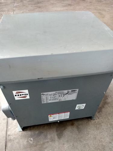 transformador seco 45 kva hps tr-e61