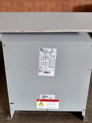 transformador seco 45 kva hps  tr-e75