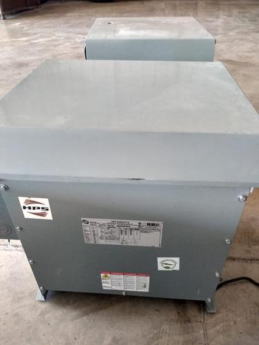 transformador seco 45 kva marca hps tr-e52