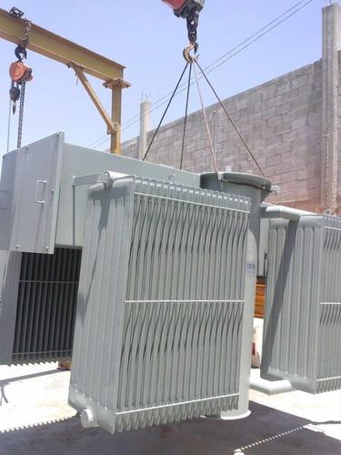 transformador subestacion 2000kva 13800v voltran prolec ig