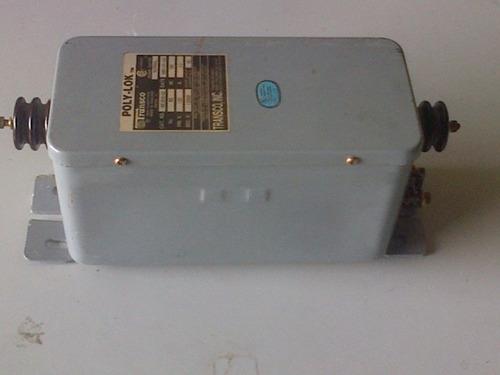 transformador transco para avisos de neon de 12000 v usados