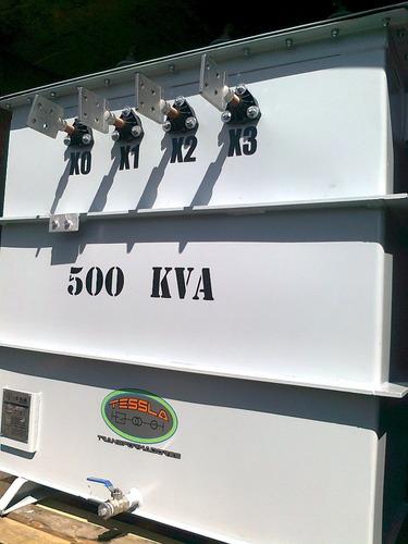 transformador trifasico 500kva 750kva 1000kva 1500kva 13200v
