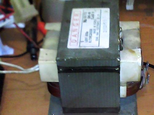 transformadores de microondas desde 1100 hasta 1500watts