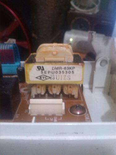 transformadores de tarjetas microondas