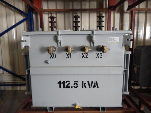 transformadores en aceite varias capacidades