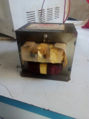 transformadores para microondas
