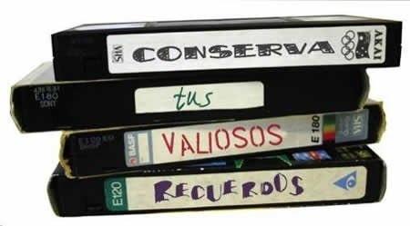 transformar vhs a digital grabado a dvd o youtube o vicevers