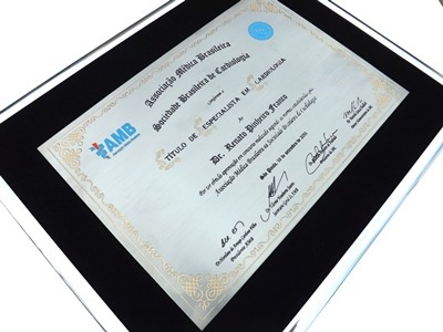 transforme o seu diploma placas em inox gravações homenagens