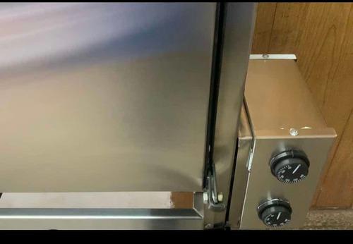 transforme su horno a gas en dual.. hornos pizzeros electric