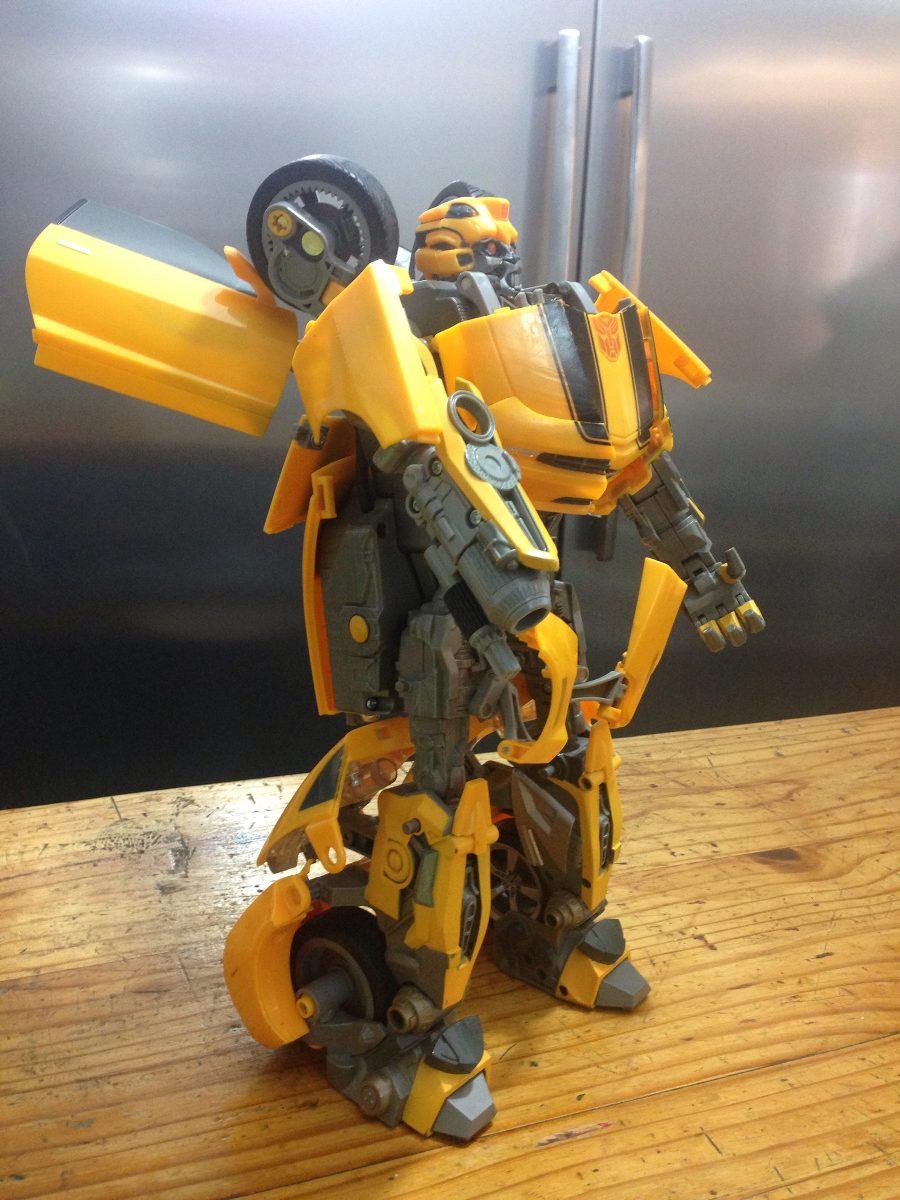 Transformer Bumblebee Camaro Amarillo - Bs. 35.500.000,00