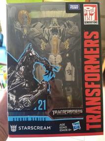 Transformers Película 10TH Studio Serie Voyager SS06 Starscream Figura De Acción De Juguete