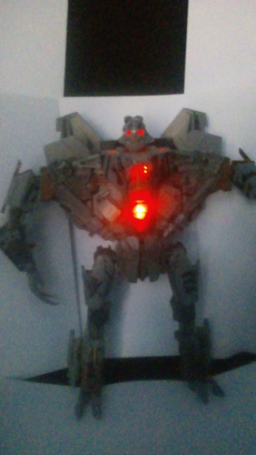 transformer starscream clase lider
