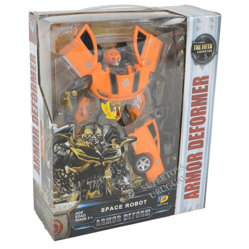 transformer the fifth generation police luces sonidos st