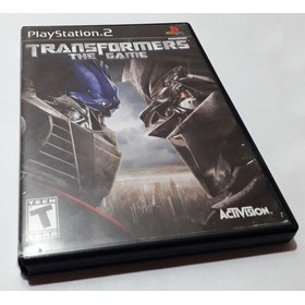 Transformer The Game Ps2