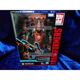 Transformers .:: Constructicon Rampage ::. Studio Series 37