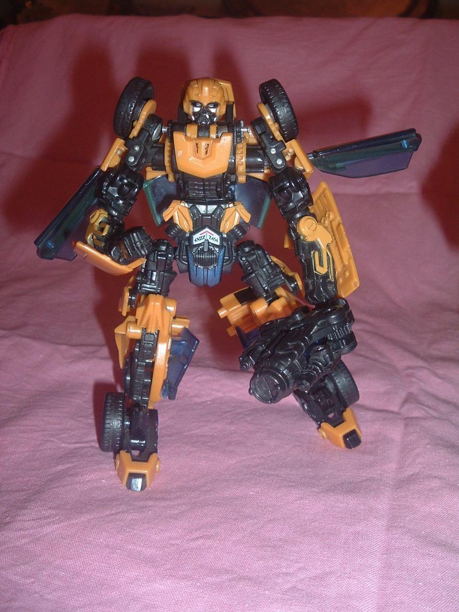 Transformers 2 Bumblebee - $ 20.000 en Mercado Libre