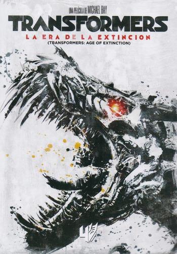 transformers 4 la era de la extincion wahlberg pelicula dvd