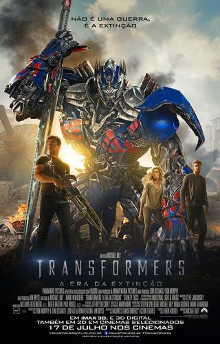 transformers a era da extinção dvd original