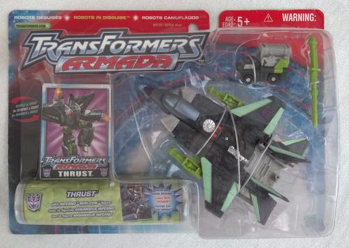 transformers armada thrust