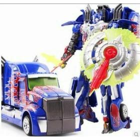 Transformers Auto Robot Gigante Bumblebee - Optimuus