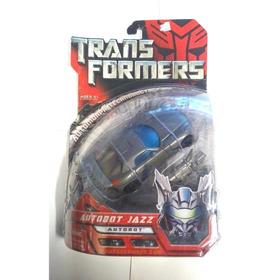 Transformers Autobot Jazz Original!!!!