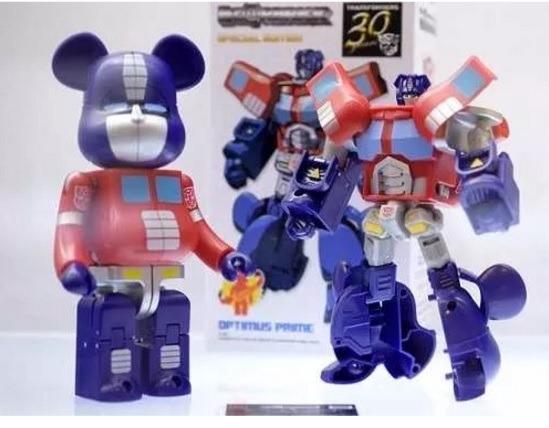 18d02be3 Transformers Bearbrick Optimus Prime 200% 1/6 Original - $ 450,00 en ...